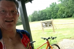Fred Post Ride